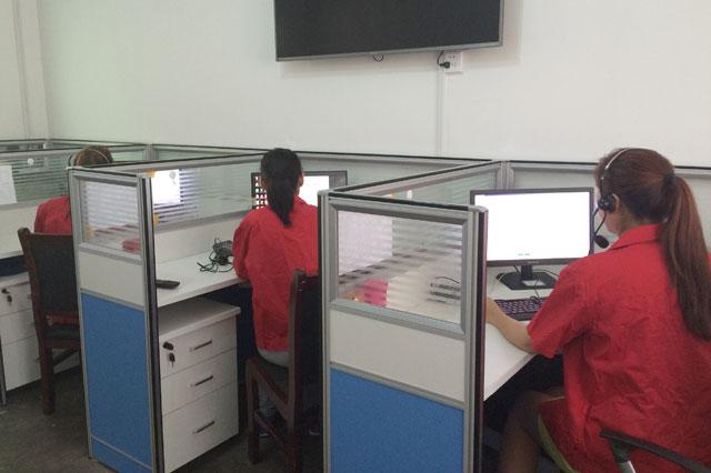 渭南公司开通网上报修服务平台
